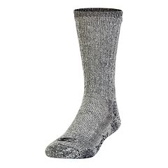 Adult GOLDTOE 2-pk. PowerSox Wool-Blend Boot Crew Socks