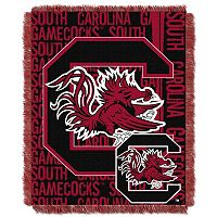 South Carolina Gamecocks Jacquard Throw Blanket by Northwest