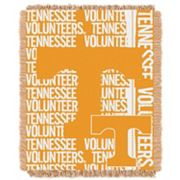 Tennessee Volunteers Jacquard Throw Blanket by Northwest