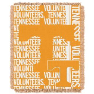 Tennessee Volunteers Jacquard Throw Blanket by Northwest