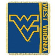 West Virginia Mountaineers Jacquard Throw Blanket by Northwest