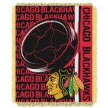 Chicago Blackhawks Jacquard Throw Blanket by Northwest