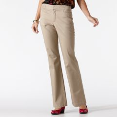 Womens Beig/khaki Pants - Bottoms, Clothing | Kohl's