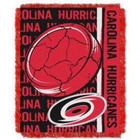 Carolina Hurricanes Jacquard Throw Blanket by Northwest