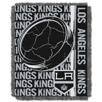 Los Angeles Kings Jacquard Throw Blanket by Northwest