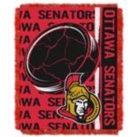 Ottawa Senators Jacquard Throw Blanket by Northwest