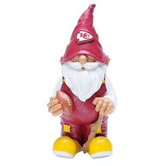 Kansas City Chiefs Team Gnome