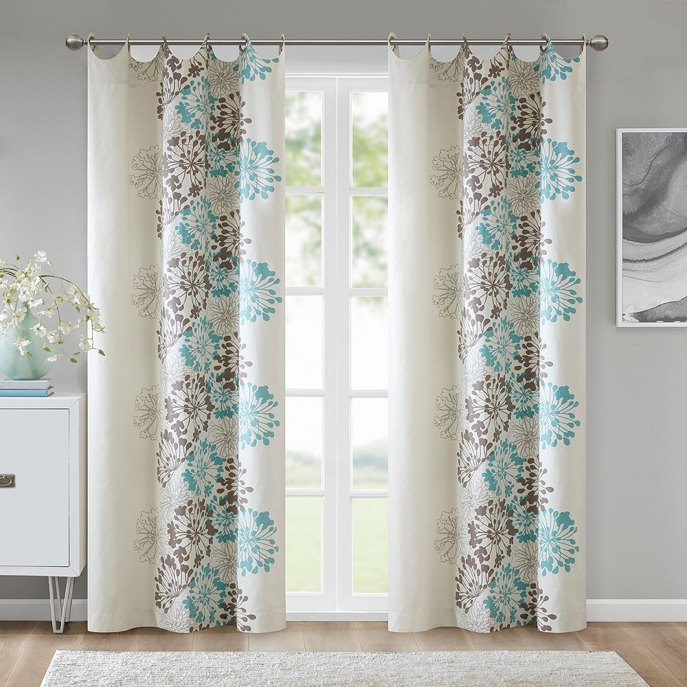 Madison Park 1-Panel Adria Window Curtain