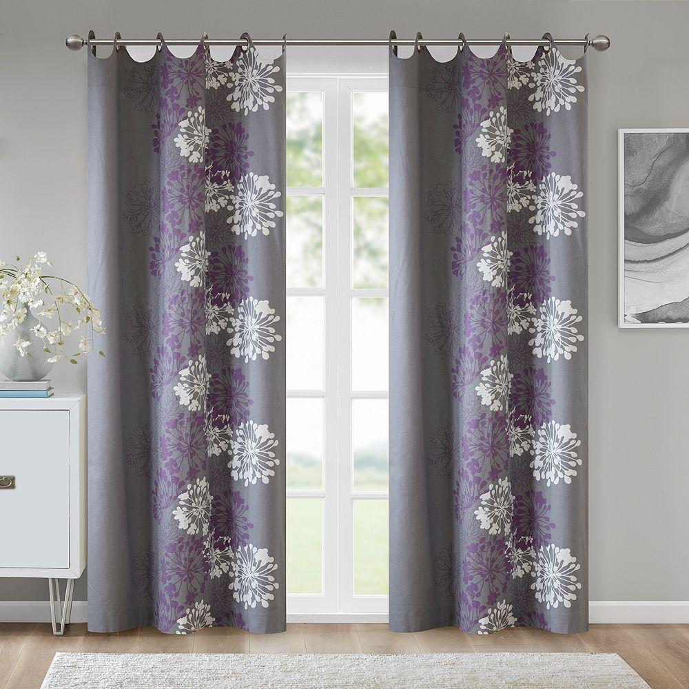 Madison Park 1-Panel Adria Window Curtain