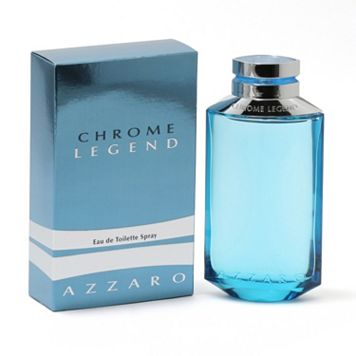 Azzaro Chrome Legend Men's Cologne - Eau de Toilette