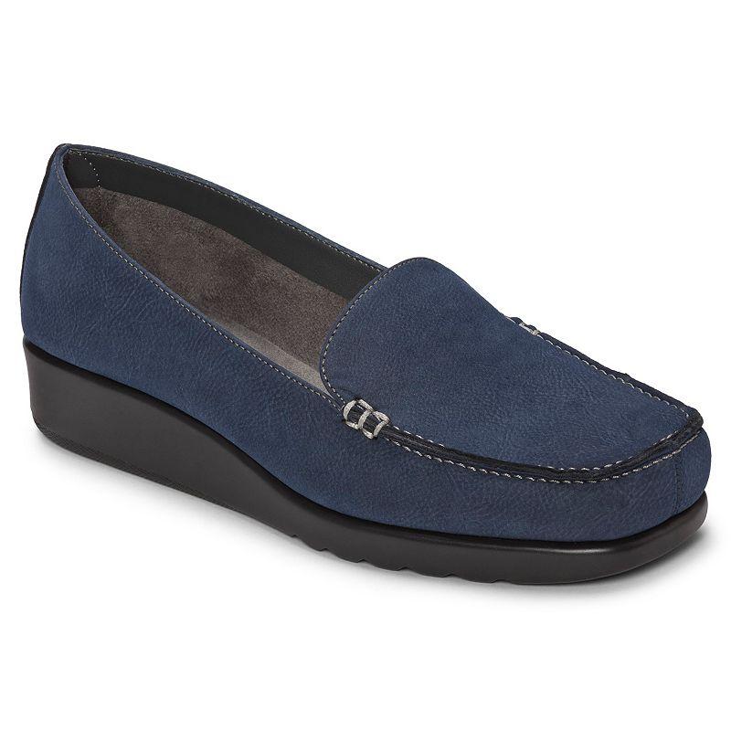 Aerosoles Navy Dress Shoes