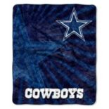 Dallas Cowboys Sherpa Blanket