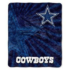 Dallas Cowboys Sherpa Blanket