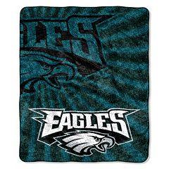 Philadelphia Eagles Sherpa Blanket