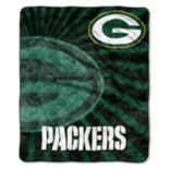 Green Bay Packers Sherpa Blanket