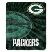 Green Bay Packers Sherpa Blanket
