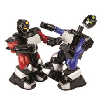 Black Series Cyber Boxing Robots