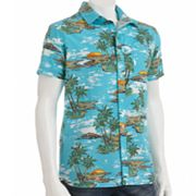 Hang Ten Island Camp Shirt - Men
