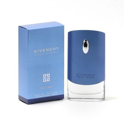 Givenchy Pour Homme Blue Label Men's Cologne