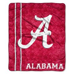 Alabama Crimson Tide Sherpa Blanket