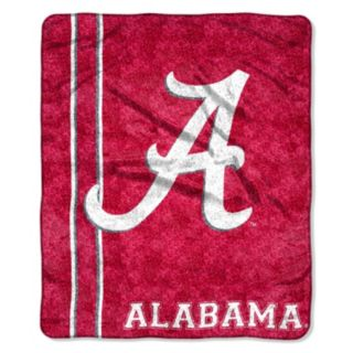 Alabama Crimson Tide Sherpa Blanket