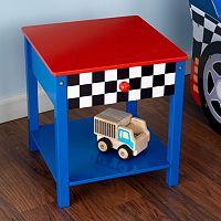 KidKraft Racecar Nightstand