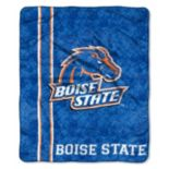 Boise State Broncos Sherpa Blanket