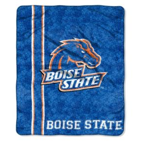 Boise State Broncos Sherpa Blanket