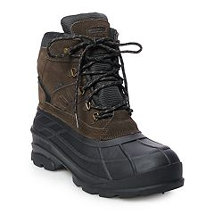 Kamik Fargo Men's Waterproof Winter Boots