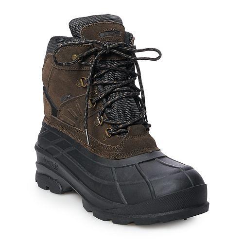 Kamik Fargo Men's Waterproof Winter Boots
