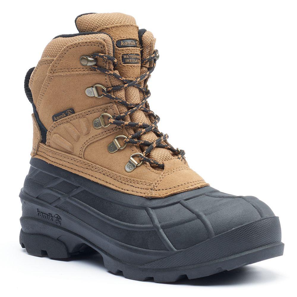 Kamik Fargo Men's Waterproof ... Winter Boots 9CzfmxPc