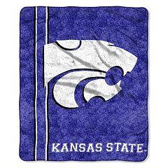 Kansas State Wildcats Sherpa Blanket