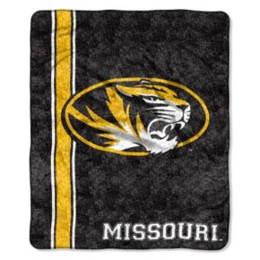 Missouri Tigers Sherpa Blanket