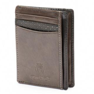 Dopp Alpha RFID-Blocking Front-Pocket Get-Away Wallet