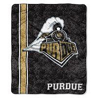 Purdue Boilermakers Sherpa Blanket