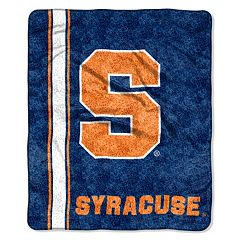 Syracuse Orange Sherpa Blanket