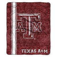 Texas A&M Aggies Sherpa Blanket