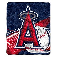 Los Angeles Angels of Anaheim Sherpa Blanket