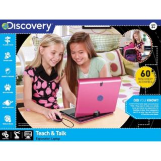 Discovery Exploration Laptop