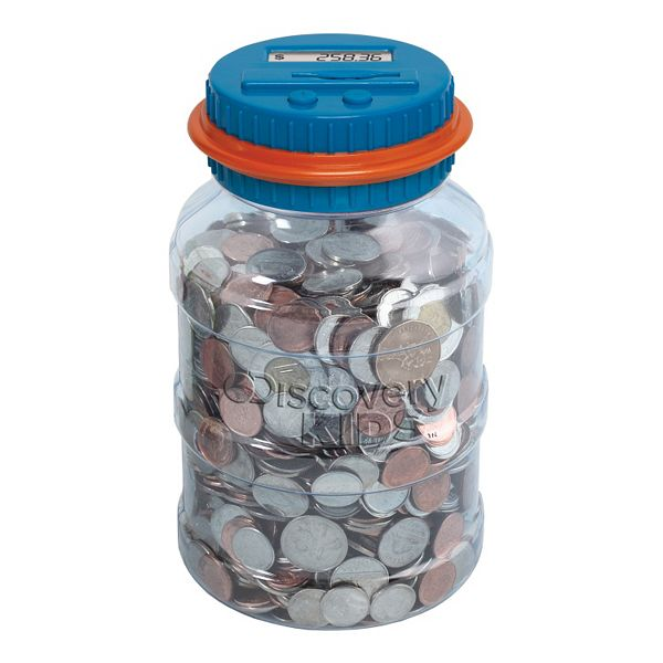 Discovery kids discovery kids digital money Coin sorting bank for kids
