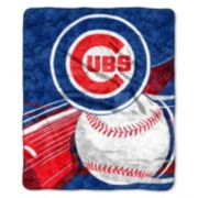Chicago Cubs Sherpa Blanket