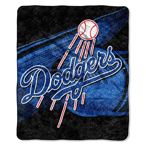 Los Angeles Dodgers Sherpa Blanket