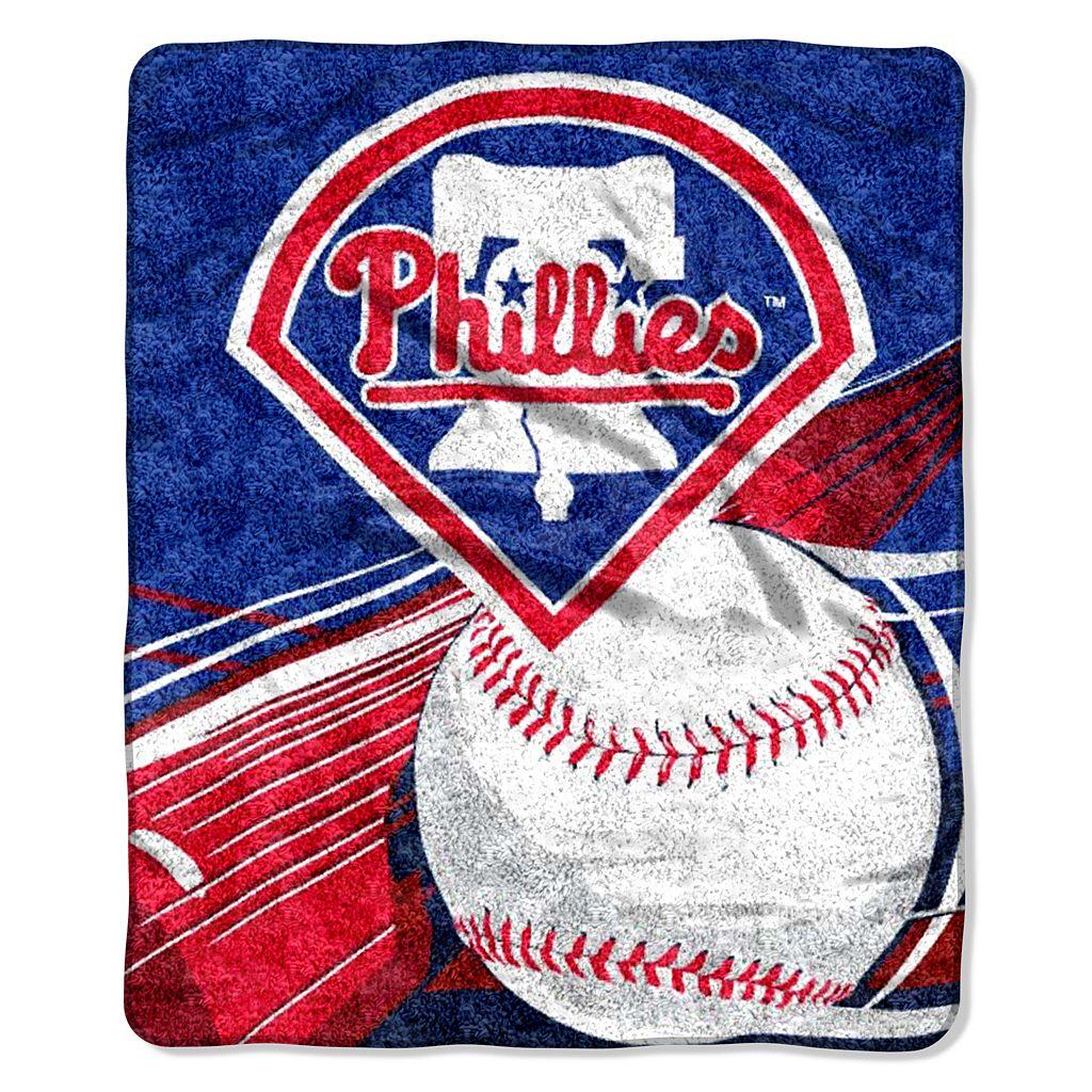 Philadelphia Phillies Sherpa Blanket