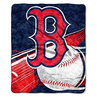 Boston Red Sox Sherpa Blanket