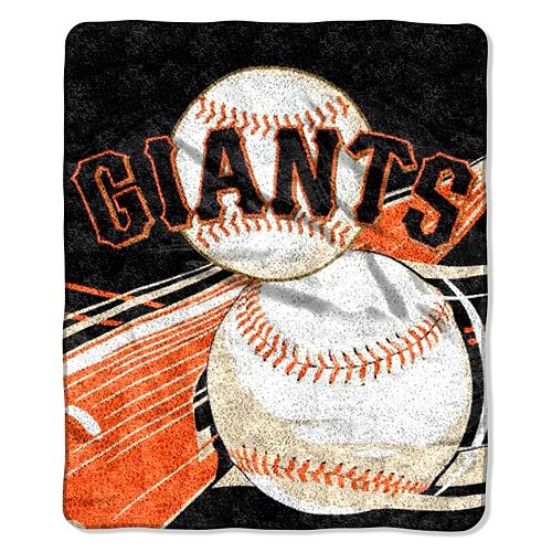 f3265be5 San Francisco Giants Sherpa Blanket