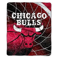 Chicago Bulls Sherpa Blanket