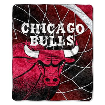 Chicago Bulls Sherpa Blanket