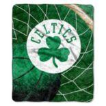 Boston Celtics Sherpa Blanket