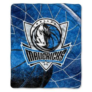 Dallas Mavericks Sherpa Blanket