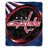 Washington Capitals Sherpa Blanket